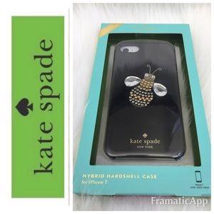 🆕♠️Kate Spade NY iPhone 7 Hybrid Hardshell Case
